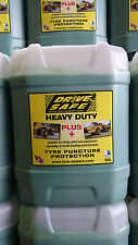 Heavy Duty PLUS+ tyre sealant designed for commercial & plant and equipment