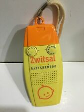 VINTAGE  NOVELTY ZWITSAL BABY SHAMPOO RADIO AM(MW)- BAND FROM THE 1970s-1980s
