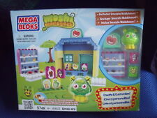 BNIB Mega Bloks - Moshi Monsters - Grossery #80622 - 57 pieces
