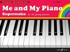 Me And My Piano Superscales Piano Solo Beginner Learn to Play FABER Music BOOK