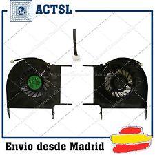 FAN VENTILADOR CPU HP PAVILION DV6-2100 AB7805HX-L03 535442-001 532613-001