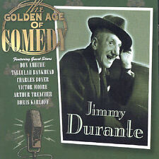 The Golden Age of Comedy [Castle Pulse] by Jimmy Durante (CD, Nov-2000, Castle/P