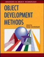 Object Development Methods (SIGS: Advances in Object Technology)-ExLibrary