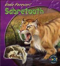 Sabre-Tooth Tiger (Gone Forever (Heinemann))