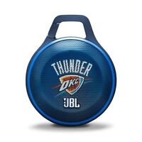 JBL Clip NBA Edition Thunder Portable Bluetooth Speaker - Recertified