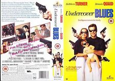 Undercover Blues, Dennis Quaid Video Promo Sample Sleeve/Cover #14368