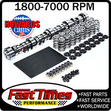 "HOWARD'S GM Chevy LS LS1 274/286 612""/638"" 115° Cam,Valve Springs,Pushrods Kit"