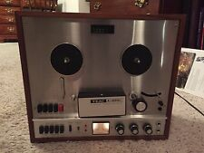 Teac A-1200U Reel to Reel Tape Deck Recorder