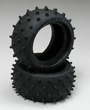 Tamiya Dirt Thrasher/Manta Ray/Mad Fighter Wide Stud Spike Tire 84 (2) TAM53059