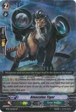 1x Cardfight!! Vanguard Binoculus Tiger - BT07/S03EN - SP Near Mint