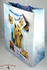 Yorkie Dog Gift Present Bag