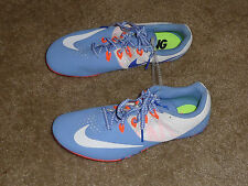 NIKE ZOOM RIVAL S 8 RACING TRACK SHOES WOMENS 7 USA  BRAND NEW BLUE