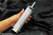 Rectal Syringe Clean Stream Anal Enema Douche Colon Cleaning Cleaner