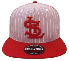 St. Louis Cardinals American Needle Demo Strapback Snapback Style Cap Hat