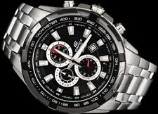 Imported CASIO EDIFICE EF-539D-1AVDF ANALOG MEN WRIST WATCH