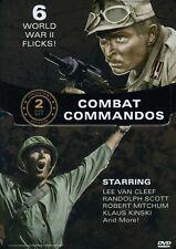 Combat Commandos [2 Discs] [Tin Case] (2012, REGION 0 DVD New) WS