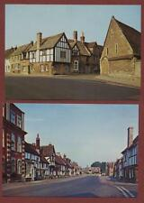 Lacock Abbey & High Street etc ,  Wiltshire postcards   L18