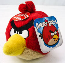 Angry Birds Small RED BIRD Plush NWT NEW No Sound