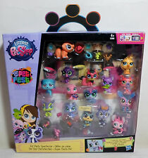 LITTLEST PET SHOP PET PARTY SPECTACULAR PET FEST BABY PETS EUROPEAN MISP SEALED