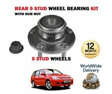 FOR MITSUBISHI  LANCER 1.6 2.0 SPORT 2003-12/2008 NEW REAR WHEEL BEARING KIT
