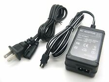 AC Power Adapter for AC-L200 Sony HDR-XR200 HDR-XR260 HDR-XR350 HDR-XR500 E NEW