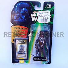 STAR WARS Kenner Hasbro Action Figure - POTF POTF2 - Chewbacca (Hoth) Flashback