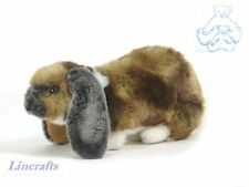 German Lop Eared Rabbit  Plush Soft Toy by Hansa. 5530. 25cm