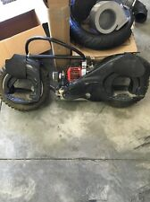 MotoTec Wheelman V2 50cc Gas Skateboard Silver or Black - MT-GWM