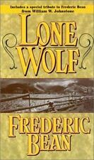 Lone Wolf by Frederic Bean (2001, Paperback)
