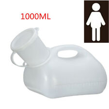 1000ml Portable Travel Camping Urinal Bottle Emergency Toilet Male Mens Womens