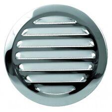 Acciaio Inox 150mm Circolare Ventilazione Griglia Di Ventilazione con codolo e