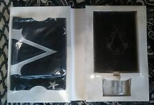 AC 3 III Assassin's Creed 3 III LIMITED Edition - flag, belt buckle, and booklet