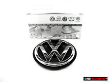 Golf MK3 Genuine VW Rear Trunk Boot Badge Emblem Chrome