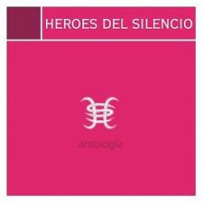 Antologia Audiovisual by He'roes del Silencio (CD, Brand New Ships Fast !