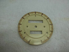 1941-47 Buick Ivory Speedometer Face, NEW