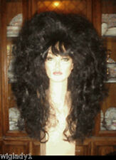 SIN CITY WIGS BIG DRAG QUEEN HAIR LONG VOLUMINOUS CURLY WAVY SEXY THICK FULL HOT