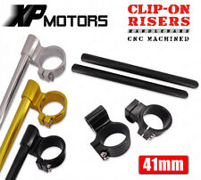 41mm High Lift Clip-Ons Handlebar Riser For Honda CBR600F2/F3 1991-1995 96 97 98