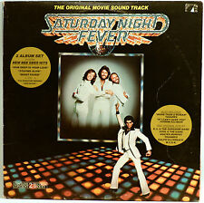 Album Vinyl Saturday Night Fever  2 LP 1977 RSO RS2 4001
