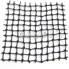 R8 U136A Lego Ewok Village String Square Net ( 84mm x 84mm ) - Black 10236 NEW