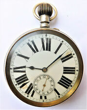 NO RESERVE Goliath Pocket Watch. Spares or Repairs. Vintage Antique