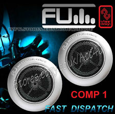 "FLI Audio Integrator Comp1 1"" inch 25mm 165 Watts Car Door Tweeters Set - Pair"