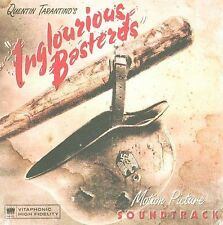 INGLOURIOUS BASTERDS [ORIGINAL SOUNDTRACK] BRAND NEW--FREE SHIP USA