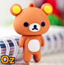 Rilakkuma USB Stick, 8GB 3D USB Flash Drives WeirdLand