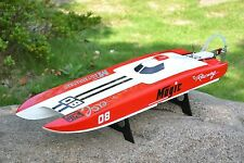 E32 Fiber Glass Speed Electric Boat RC Racing Boat Brushless Toys PNP