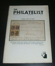 THE PHILATELIST. VOL.43 N.5, RUSSIA USED CHINA. CATALOGO. ROBSON LOWE, 1977