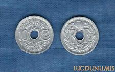 Gouvernement provisoire, 1944-1947 – 10 Centimes petit module 1945 B SUP ++++
