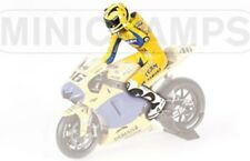 MINICHAMPS 312 060146 Riding Figure VALENTINO ROSSI Yamaha MotoGP 2006 1:12th