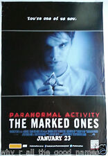 Movie Poster PARANORMAL ACTIVITY The Marked Ones 2014 Horror - Andrew Jacobs