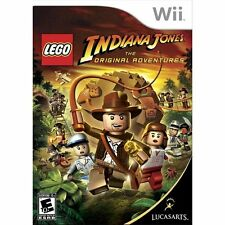LEGO Indiana Jones: The Original Adventures  (Wii, 2008)
