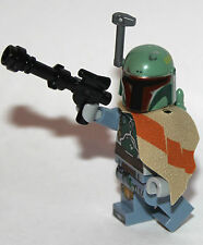 2016 lego star wars BOBA FETT MINIFIGURE FROM 75137 CARBON FREEZING CHAMBER